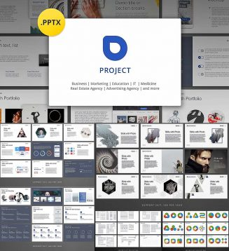 CreativeMarket - Project Professional PowerPoint (2017).jpg